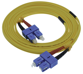 OPTICAL PATCH CORD SC - SC SINGLE MODE  30M