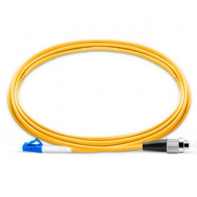 Patch Cord FC/UPC-LC/UPC-SM-Simplex 2.0mm 20M