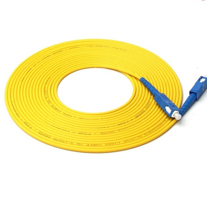 Patch Cord SC/UPC-SC/UPC-Simplex-SM-3.0mm 20M