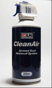 Aerosol Dust Removal System