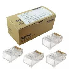 AMP RJ45 Connectors Cat5