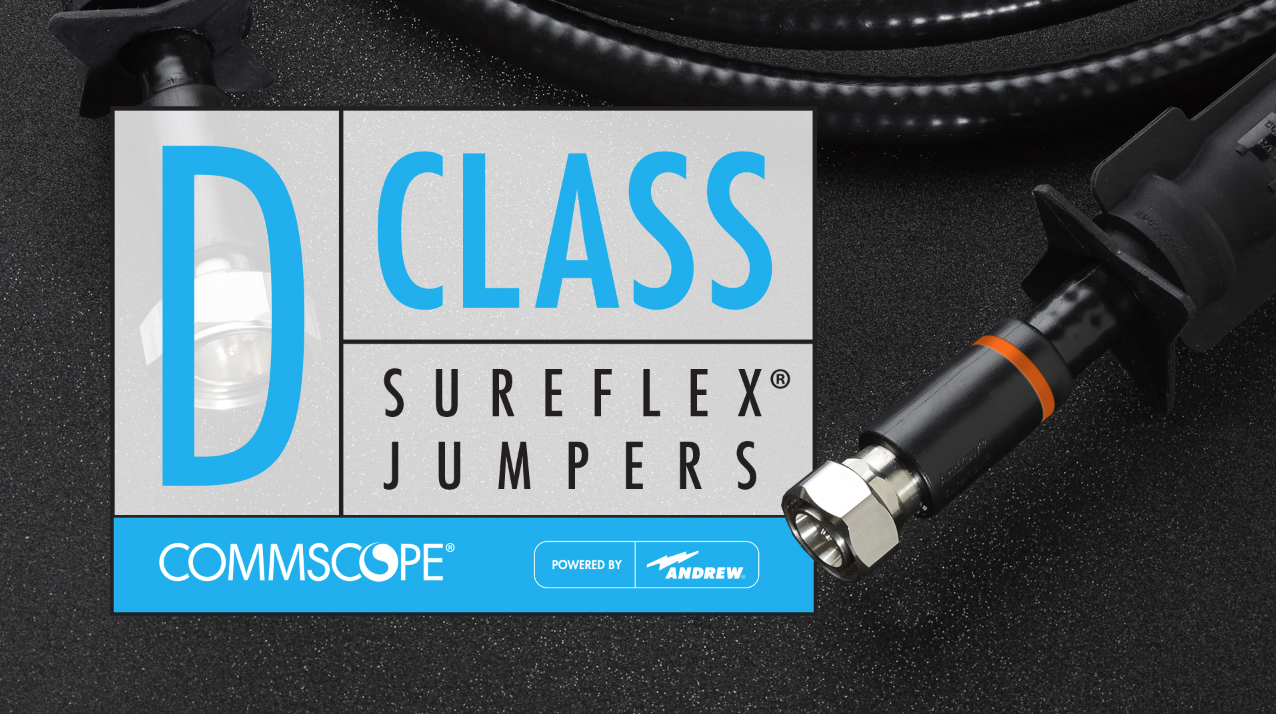 Commscope 3.5M Jumper Cable